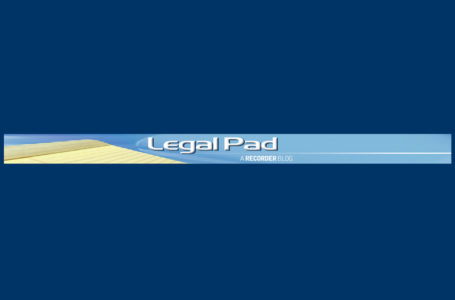 Legal Pad - A Recorder Blog - logo
