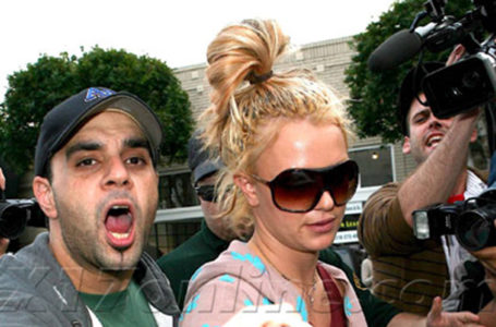 Jamie and Britney Spears (X17 online)