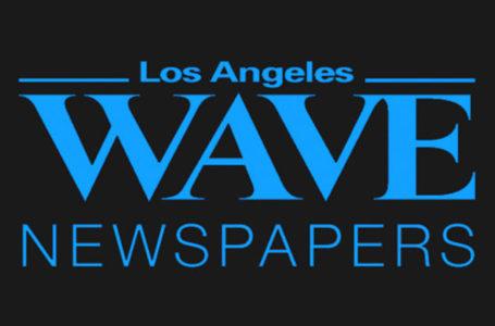 Los Angeles Wave Newspaper logo