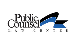 Public Counsel Law Center logo