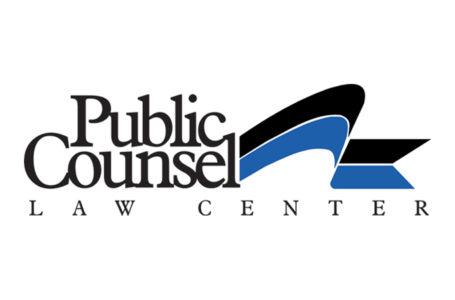 Public Counsel Law Center logo