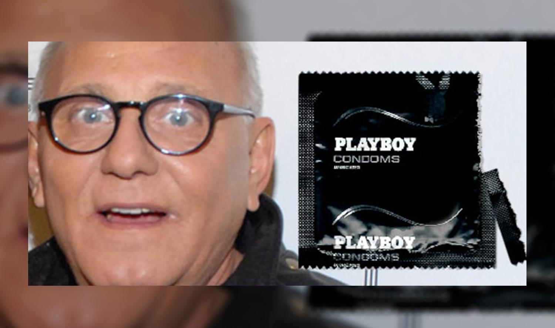 Max Azria | Playboy Condom (TMZ)