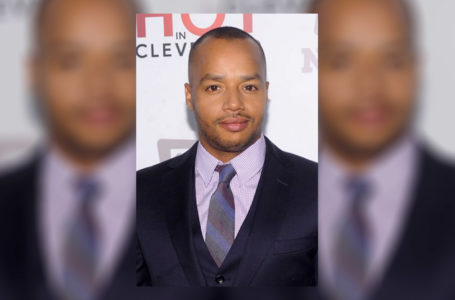 Donald Faison (The Hollywood Reporter)