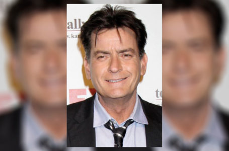Charlie Sheen (The Hollywood Reporter)