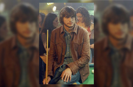 "Ashton Kutcher in ""The Butterfly Effect"" (New Line Cinema)"