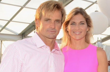 Laird Hamilton and Gabrielle Reece (Steven Henry/Getty Images for Moet & Chandon)