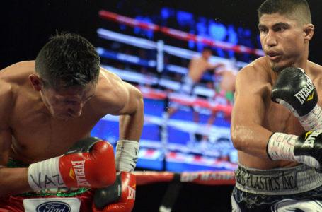 Mikey Garcia, right, hasn't fought since a January 2014 win over Juan Carlos Burgos. (Joe Camporeale, USA TODAY Sports)