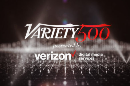 Variety500 presented by Verizon logo