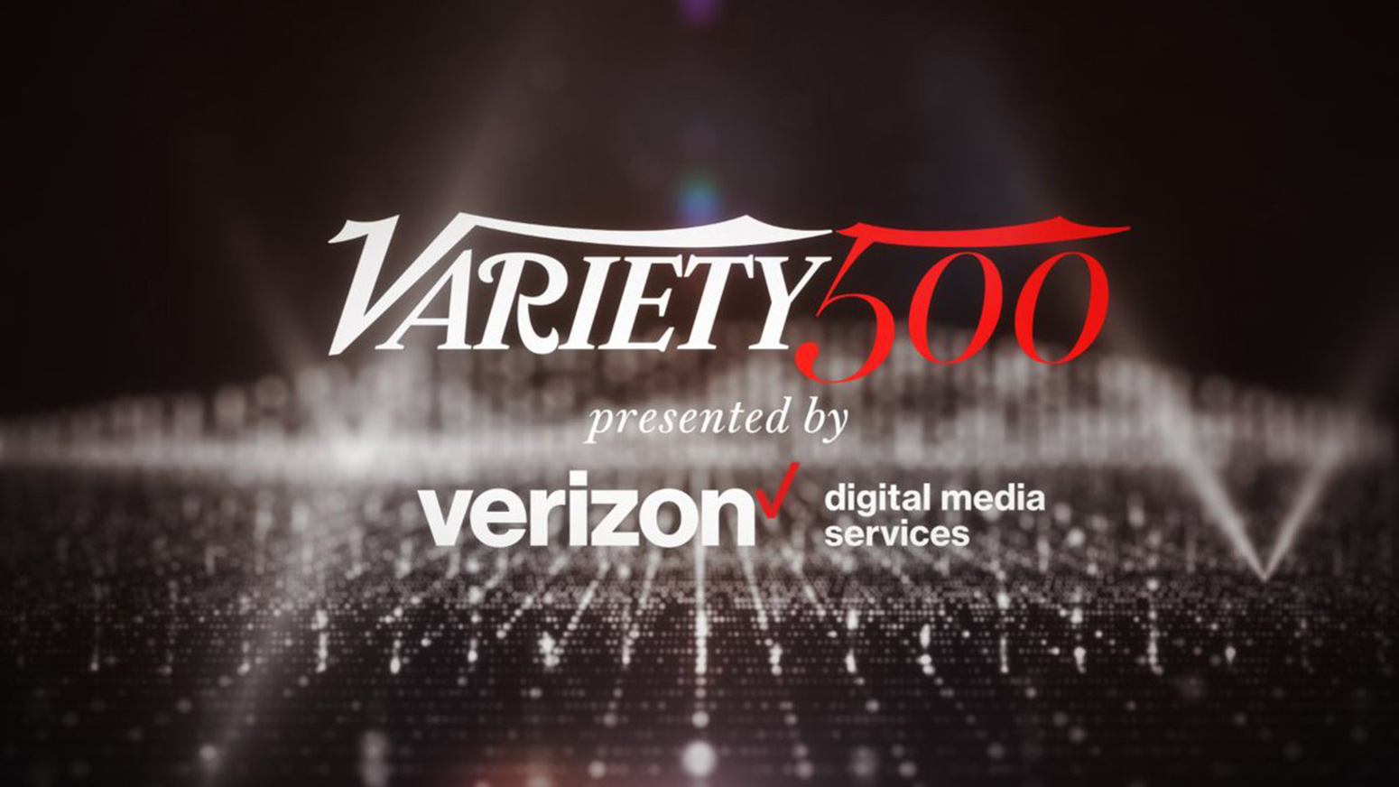 Variety500 presented by Verizon logo