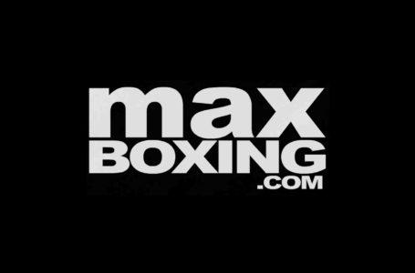 MaxBoxing.com logo