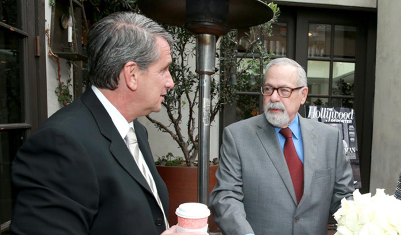 Bryan Freedman and Richard Chernick