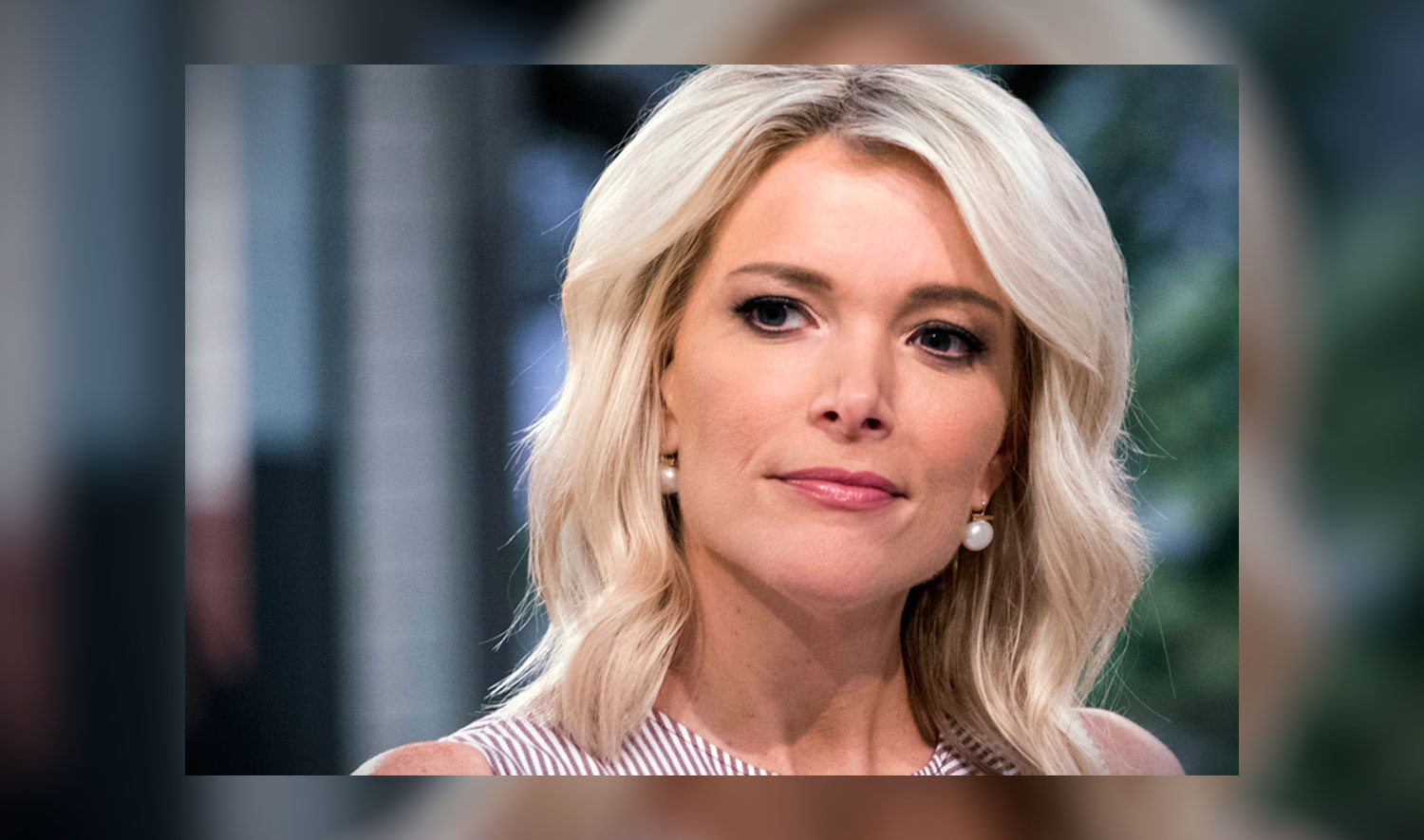 """Megyn Kelly poses on the set of her new show, """"Megyn Kelly Today"""" at NBC Studios on Thursday, Sept, 21, 2017, in New York. Kelly's talk show debuts Monday, Sept. 25, at 9 a.m. EDT. (Photo by Charles Sykes/Invision/AP)"""