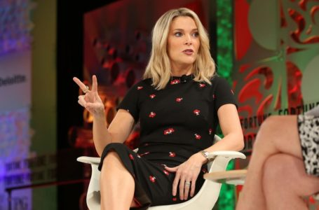 photo: New reports about Megyn Kelly might predict her future with NBC. | (CREDIT: Phillip Faraone/Getty Images for Fortune)