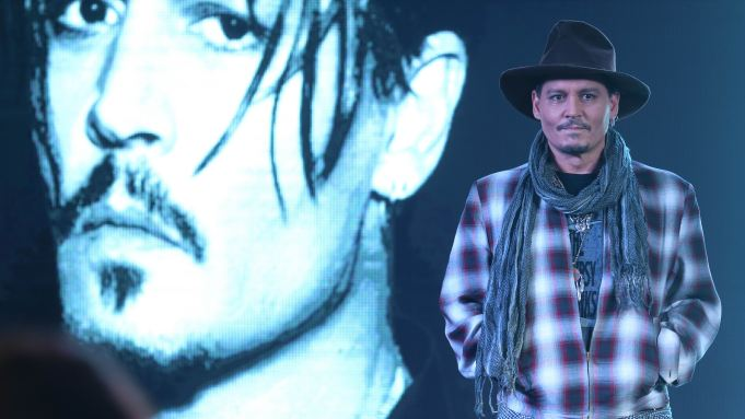 photo: 'Johnny Depp'   (Credits:Shutterstock)