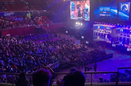 photo: 'Audience at Extreme Masters Sydney 2019' | (Credits:None provided)