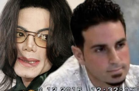 'Michael Jackson ; Wade Robson' | (Credit: none provided)