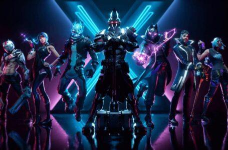 Fortnite season 10, or season X, is now live. (credit: Epic Games)