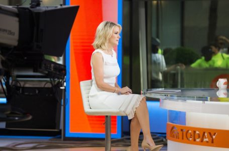 photo: Megyn Kelly on the Today show set, June 23, 2017. | (CREDIT: By Nathan Congleton/NBC/NBCU Photo Bank/Getty Images.)