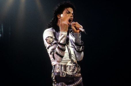 Michael Jackson performs during the 'Bad' Tour at the Los Angeles Memorial Sports Arena on January 1989 in Los Angeles, California | Credit: Kevin Winter/Getty Images