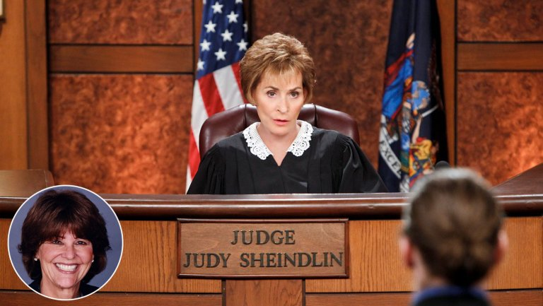 photo: 'Judge Judy' (Inset: Judge Diane Wayne) | (Credits:Getty Images; Courtesy of JAMS)