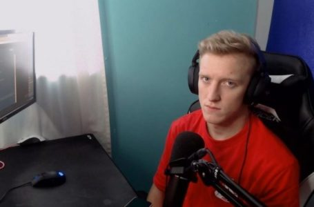 "Turner ""Tfue"" Tenney during one of his streams. Tfue/YouTube"