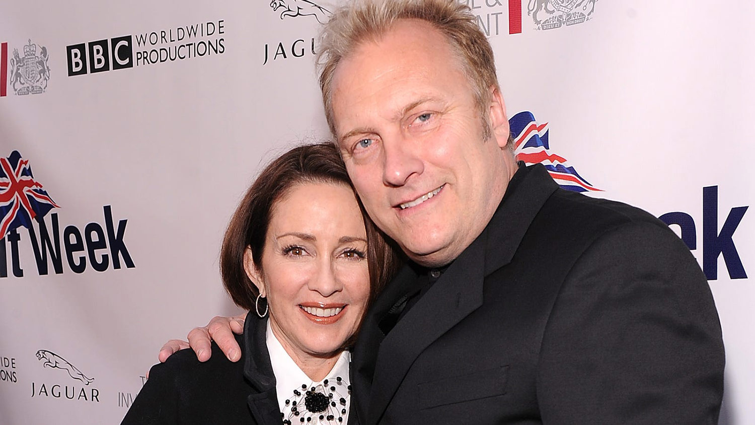Patricia Heaton and husband David Hunt arrive at BritWeek's VIP launch reception of the 5th annual BritWeek at the British Consul General's residence on April 26, 2011 in Los Angeles, California. Frazer Harrison, Getty Images