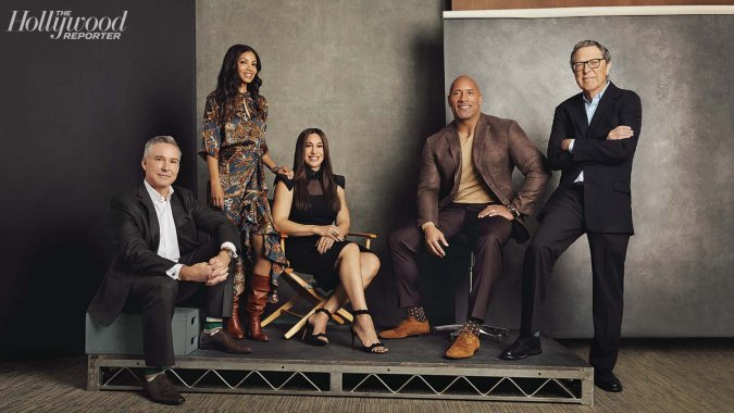 The Hollywood Reporter - 14th Annual - Power Lawyers 2020 featured image (courtesy of THR)
