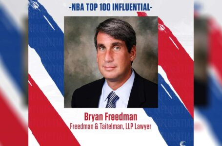 The 100 Most Influential People in the NBA - Silver Waves Media