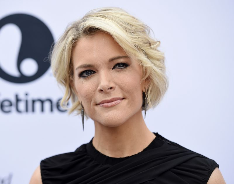 Megyn Kelly poses at The Hollywood Reporter's 25th Annual Women in Entertainment Breakfast in Los Angeles in 2016. (Chris Pizzello / Chris Pizzello/Invision/AP)