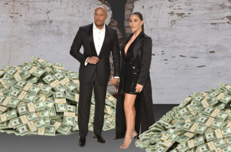 Dr. Dre and Nicole YoungGetty Images / Shutterstock (Composite)