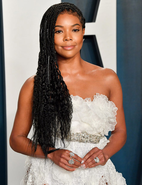 Gabrielle Union | Photo: ALLEN BEREZOVSKY/GETTY