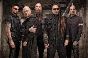 Five Finger Death Punch (Photo: Jason Swarr)