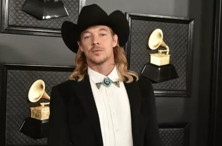 Diplo at the Grammys (Credit: Getty Images)