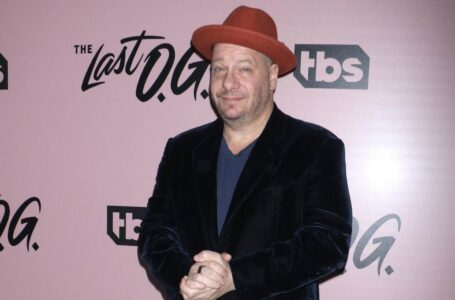 Comedian Jeff Ross (Credit: Rex Features)