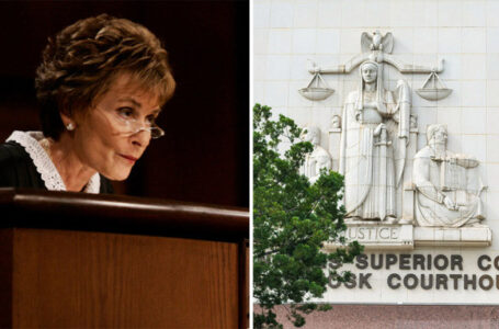 Judge Judy (Credit: AP; Adobe)