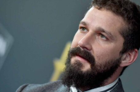 Shia LaBeouf was charged with assault again in 2020. Credit: Axelle/Bauer-Griffin/FilmMagic