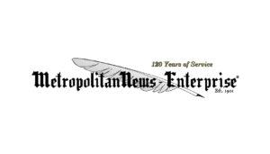 Metropolitan News-Enterprise logo