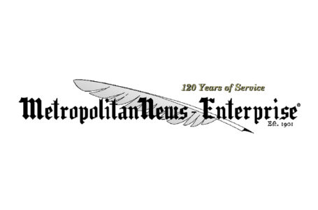 Metropolitan News-Enterprise logo