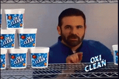 But Wait, There's More! Oxi Clean