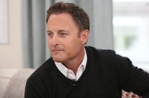 "Embattled ""Bachelor"" host Chris Harrison has lawyered up, but it's unclear what legal actions will be taken. [Credit: Getty Images]"