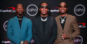 The Migos | Photo credit: Getty Images