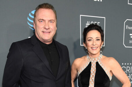 David Hunt, Patricia Heaton's husband, accused of inappropriate touching