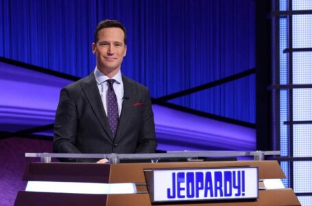 """Mike Richards, whose tenure as the executive producer of """"Jeopardy!"""" has come to an end. (Credit...Carol Kaelson, via Reuters)"""